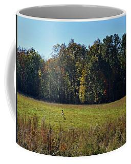 Running Free Coffee Mug