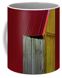 Rural Contrasts Coffee Mug