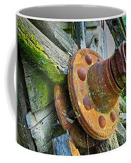 Rusted Hub Coffee Mug