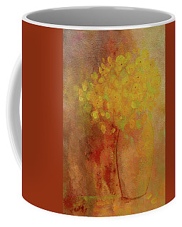 Coffee Mug featuring the painting Rustic Still Life by Valerie Anne Kelly