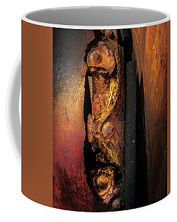 Rusty Colours Coffee Mug