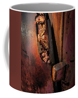 Rusty Hinge Coffee Mug