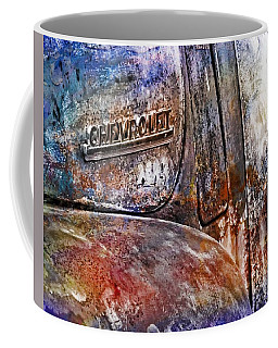 Rusty Rainbow Coffee Mug