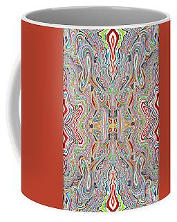 Rythmn And Flow Coffee Mug
