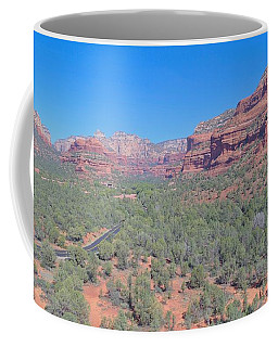 S E D O N A Coffee Mug