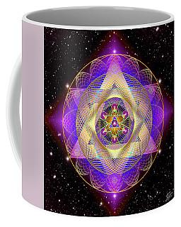 Sacred Geometry 741 Coffee Mug