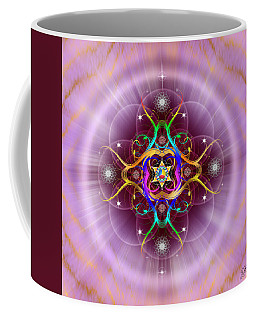 Sacred Geometry 757 Coffee Mug
