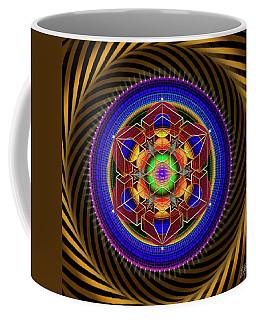 Sacred Geometry 763 Coffee Mug