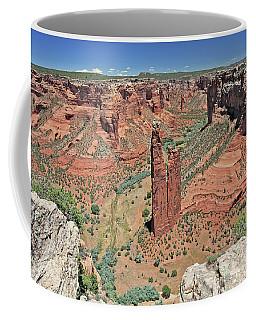 Sacred Spider Rock Coffee Mug