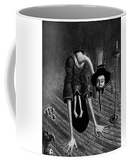 Sacrificed Concubine Ghost - Artwork Coffee Mug
