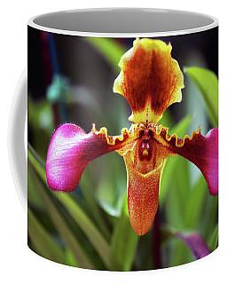 Sad Orchid Coffee Mug