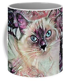 Sadie The Ragdoll Cat Coffee Mug