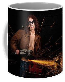 Light Em Up Coffee Mug