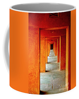 Saffron Passage Coffee Mug