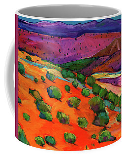 Sage Slopes Coffee Mug
