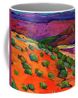 Sage Slopes Coffee Mug