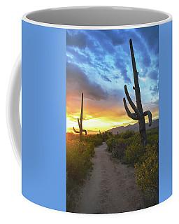 Saguaro Trail Coffee Mug