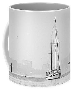 Sail Out Of Sarasota Coffee Mug