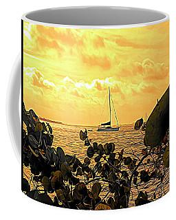 Sail The Manatee River Coffee Mug
