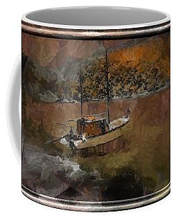 Sailboat Of Dreams Coffee Mug