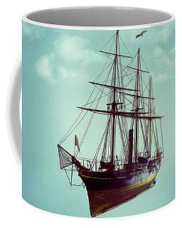 Sailed Away Coffee Mug