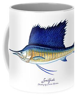 Sailfish Coffee Mug