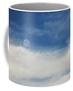 Sailing On A Cloud Coffee Mug