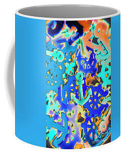Sailing Pop Art Coffee Mug