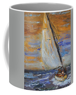 Sailng Nto The Sun Coffee Mug