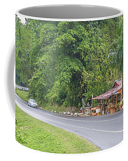 Saint Mary, Jamaica Coffee Mug