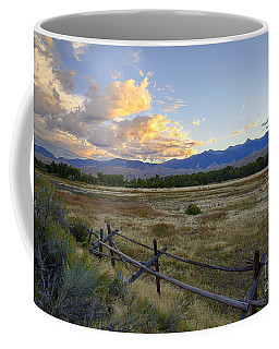 Salmon Valley Dawn Coffee Mug