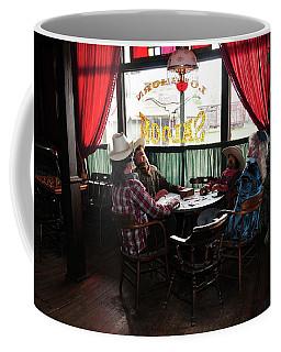 Saloon 1880 Town South Dakota Coffee Mug
