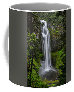 Coffee Mug featuring the photograph Salt Creek Falls by Matthew Irvin