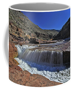 Salt Falls Coffee Mug