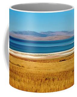 Salt Lake Abstract Coffee Mug