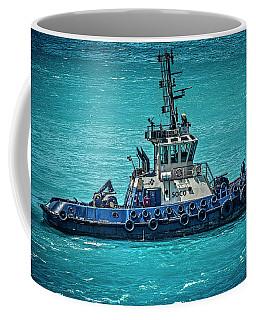 Salvage Tug Boat Coffee Mug