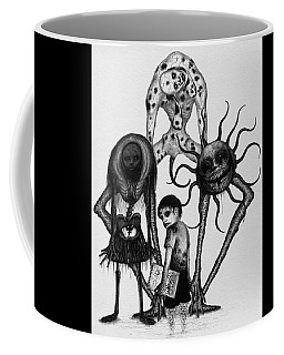 Sammy And Friends - Artwork Coffee Mug