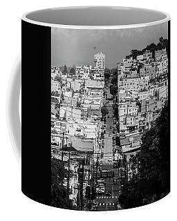 Coffee Mug featuring the photograph San Francisco by Stuart Manning