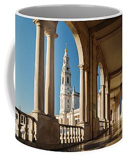 Sanctuary Of Fatima, Portugal Coffee Mug