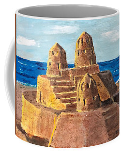 Sand Castle Coffee Mug