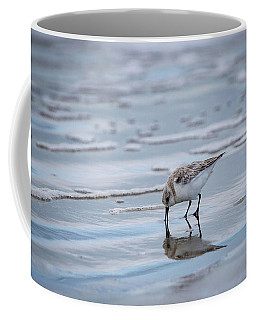 Sanderling Foraging Coffee Mug