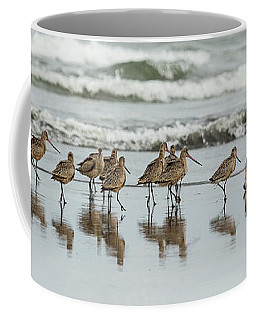Sandpipers Piping Coffee Mug