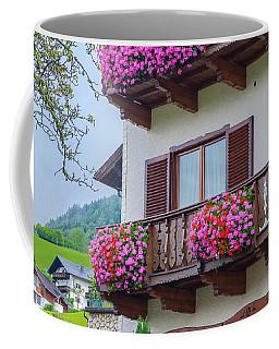 Sankt Wolfgang House Coffee Mug