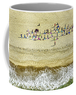 Santa Monica Beach 3 Coffee Mug