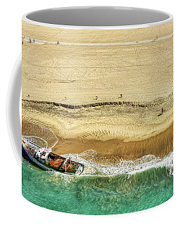 Santa Monica Beach 5 Coffee Mug
