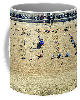 Santa Monica Beach 6 Coffee Mug