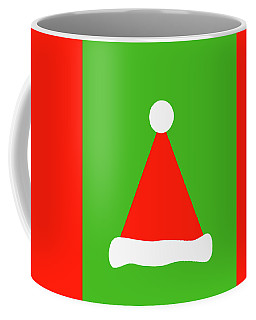 Santa's Hat Coffee Mug