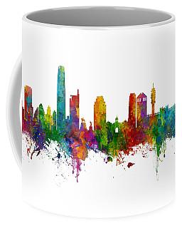 Santiago De Chile Skyline Coffee Mug