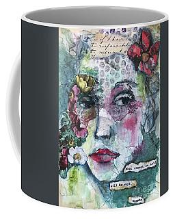 Sappho's Quote Coffee Mug