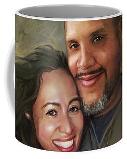 Sara And Ahmed Coffee Mug